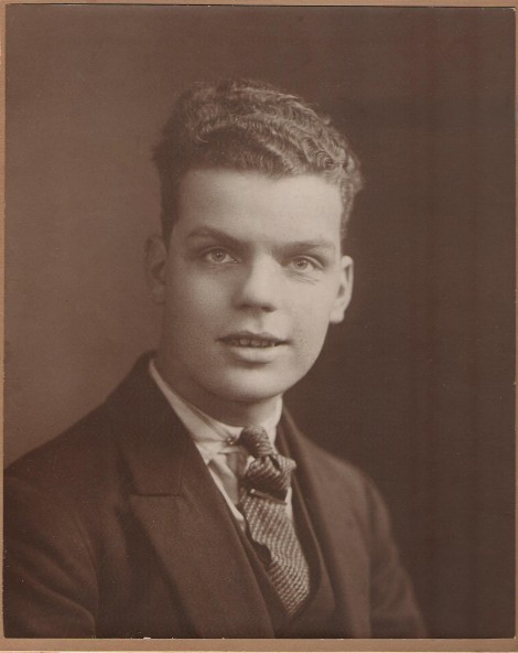 My Grandfather in his 20's